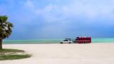 Magnolia Beach on the Texas Gulf coast