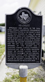 Seadrift, Texas. (Pop: 1364)