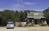 The Frontier General store