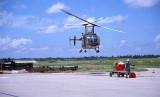 Kaman HH-43 Huskie. Rescue aircraft