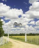 Riverbend Ranch, old San Antonio Road