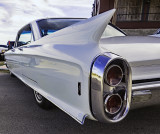 1960 Cadillac side view