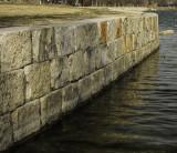 Abuttment wall