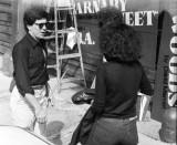 David Mamet w Patricia Cox