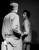 Director Steven Schachter w John Malkovich