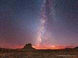 New Mexico Night Sky