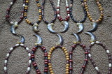 Bear claw necklaces