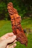 Wood spirt #2