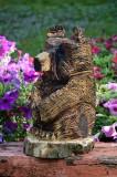 Small chainsaw bear (cherry)