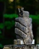 Chainsaw owl