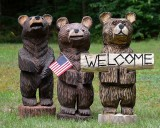 Bears #2,3,&4