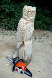 Owl #3 rough out