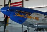 P-51 Slender Tender &Tall
