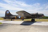 B-17 from the movie Memphis Belle