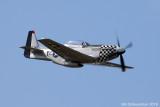 P-51 Mustang Bum Steer