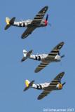 P-47s over Milleville, NJ