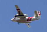 Cal Fire Grumman S-2F3AT Turbo Tracker air tanker N438DF