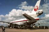 Japan Air Lines McDonnell Douglas DC-10-40 JA8541