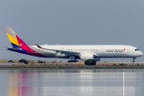 Asiana Airlines Airbus A350-941 HL8078