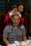 Emily, Evan and Adam