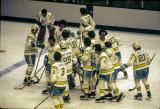 Boston Bruins at California Seals - March 5, 1976