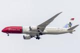 Norwegian Air UK Boeing 787-9 Dreamliner Roald Dahl  G-CJUL