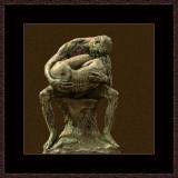 306 = Mann og kvinne 1905 av Gustav Vigeland =  529A3134.jpg