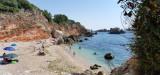 Russalka beach - free access