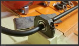 SOLD! Shipping - 910 / 917K Hollow Rear Sway Bar OEM for Above-Trunk 914-6 GT Installation