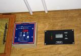Solar Controller and Tri-Metric Display