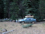 Off the Grid in Lassen National Forest