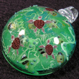 #137: Sea Turtles and Tropical Fish Size: 1.44 Price: $220