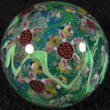 #138: Sea Turtles and Tropical Fish Size: 1.27 Price: $380