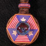 Bertha Stars n Stripes 1 Size: 1.11 Price: SOLD