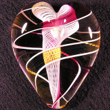 Double Heart Love Size: 2.06 Price: SOLD