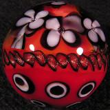 Karen Federici, Floral Stack Size: 1.03 Price: SOLD