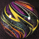 Regal Flames Size: 1.77 Price: SOLD
