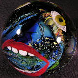 Josh Simpson, Harry Bessett & Ken Leslie: It's a Fishy World Size: 2.44 Price: SOLD