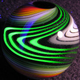 #274: Robert Kincheloe: Electric Rainbow Size: 1.40 Price: $75