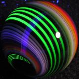Robert Kincheloe: Electric Rainbow 2 Size: 1.18 Price: SOLD