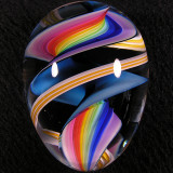 Bluebow Egg Size: 1.94 x 1.43 Price: SOLD
