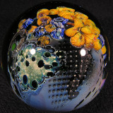 Planet Bloom Size: 2.97 Price: SOLD