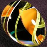 Lightplay Egg Size: 1.93 Price: SOLD