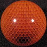 #19: Large Honeysphere Size: 1.32 Price: $500