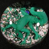 #1: Gila Green  Size: 2.33 x 1.79  Price: $100