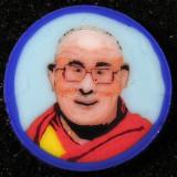 Dalai Lama  Size: 0.56  Price: SOLD
