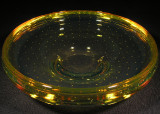 Amber Steamer Bowl Size: 7.50 x 2.20 Price: SOLD