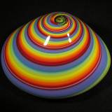 #26: Volcano Bowl Size: 6.75 x 4.00 Price: $380