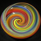 #28: Color Canopy Bowl Size: 7.00 x 3.00 Price: $290