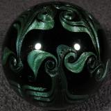 #312: Sebastian Case aka Seabass: Olive Lace Size: 1.89 Price: $160